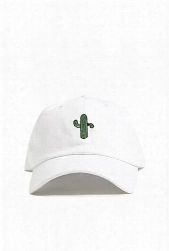 Men Cactus Graphic Dad Cap