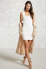 Bodycon Crisscross Dress