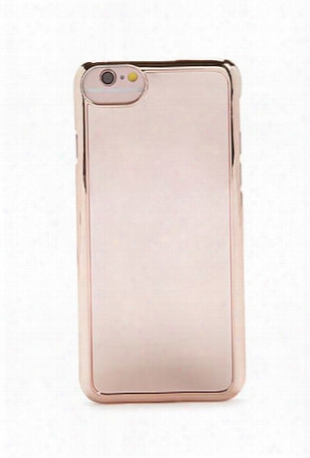 Metallic Monochromatic Case For Iphone 6/7/8