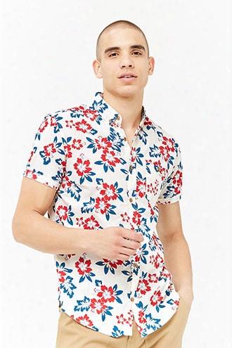 Soul Star Floral Shirt