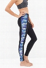 Active Prism Paneled Workout Leggings