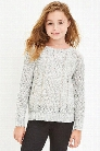 Girls Cable Knit Sweater (Kids)