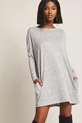 Marled Mini Dress