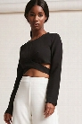 Wraparound Crop Top