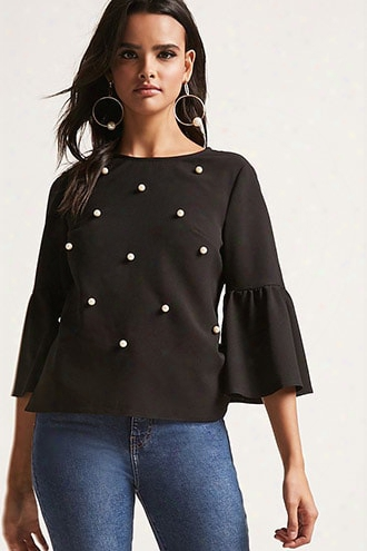 12x12 Embellished Boxy Top