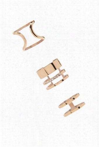 Cutout Ring Set