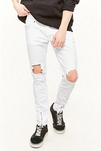 Project X Paris Ripped Jeans