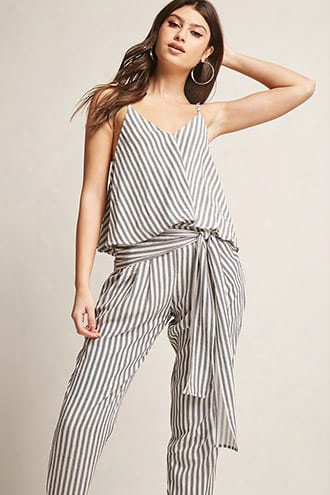 Stripe Cami & Pants Set