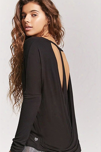 Active T-back Top