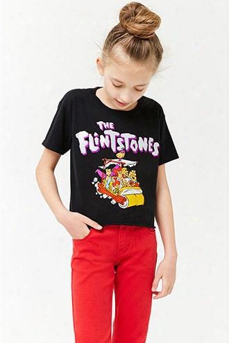 Girls Flinstones Graphic Tee (kids)