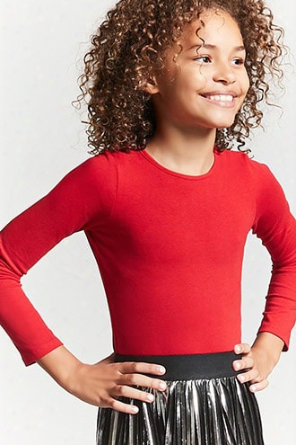 Girls Knit Bodysuit (kids)