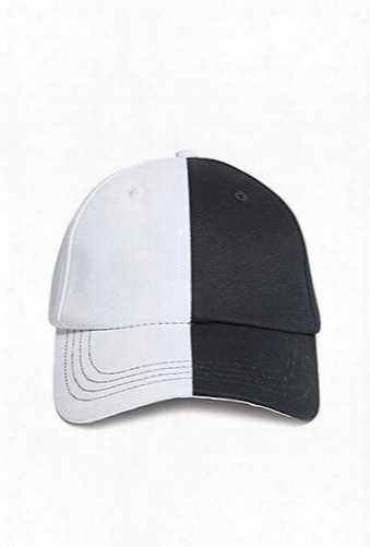 Men Colorblock Baseball Cap