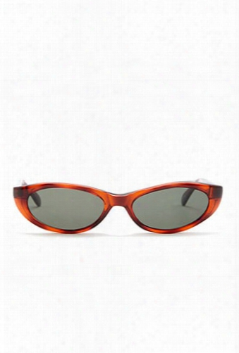 Replay Vintage Rectangular Sunglasses