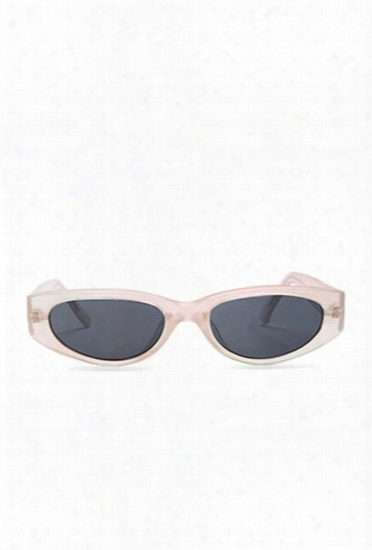 Replay Vintage Translucent Sunglasses