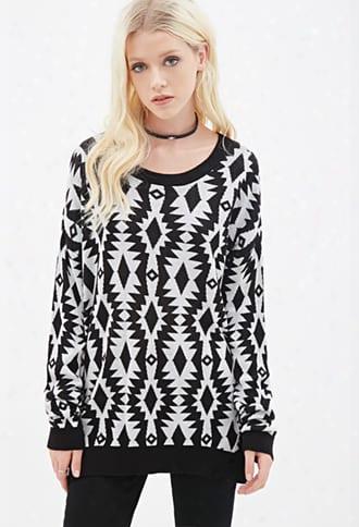 Southwestern-inspired Pattern Sweater