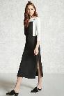 Midi Combo Dress