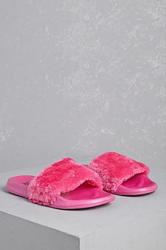 Lfl By Lust For Life Furry Slides