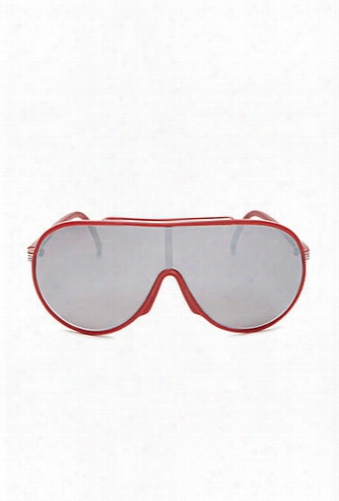 Replay Vintage Wrap Sunglasses
