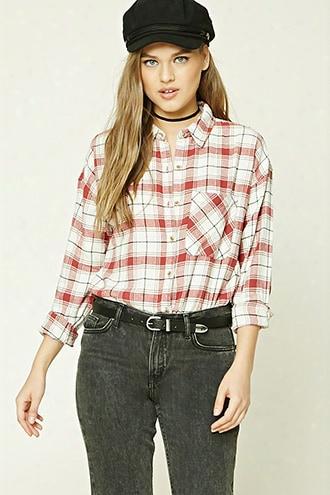 Tartan Plaid Flannel Shirt