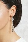 Girl Drop Earrings