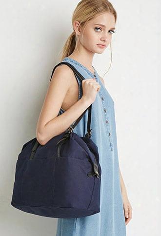 Canvas Weekender Bag