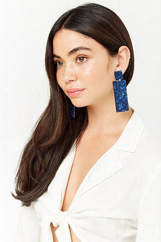 Drop Faux Stone Earrings