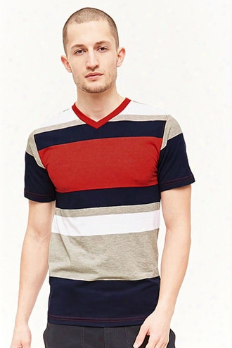 Montage Striped Tee
