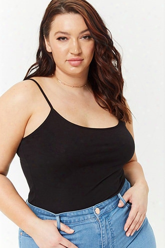 Plus Size Knit Cami