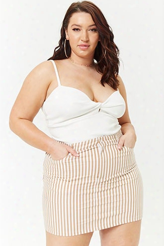 Plus Size Sweetheart Cami
