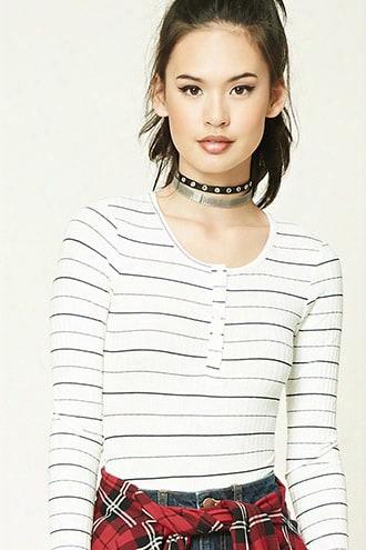 Striped Hen Ley Bodysuit