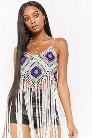 Fringe Crochet Top