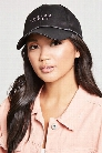 Ladies First Satin Dad Cap