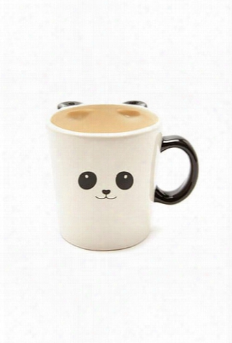 Ceramic Panda Mug