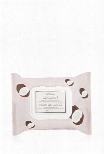 Coconut Makeup Remover Cleansing Wipes