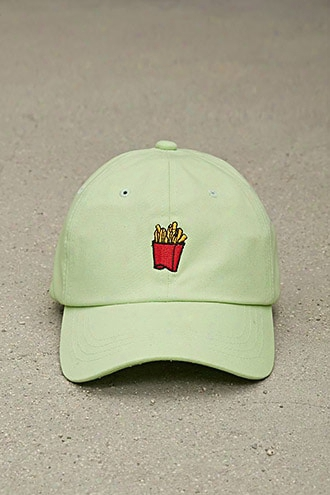 Men French Fries Baseball Cap