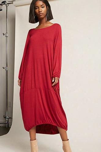Oversized Billowy Maxi Dress