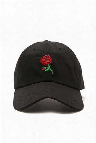 Rose Graphic Dad Hat