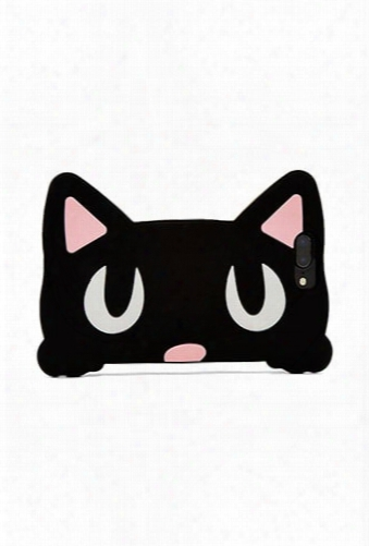Cat Face Case For Iphone 6+/7+
