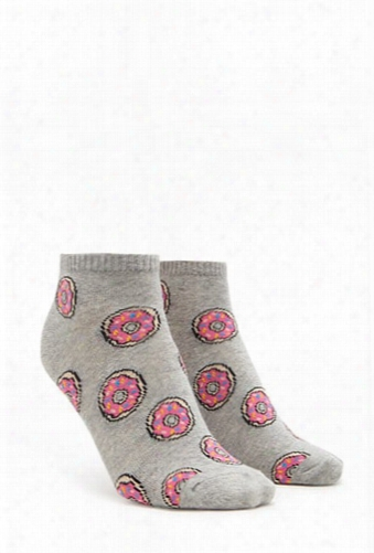 Donut Ankle Socks