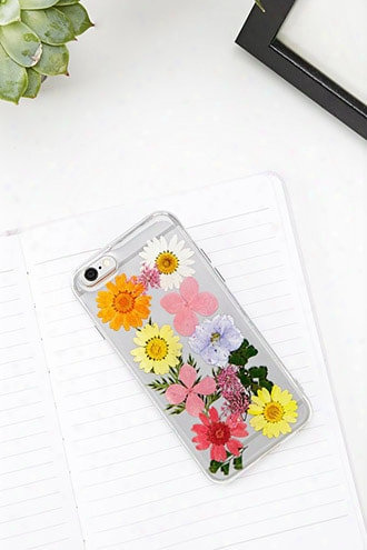 Flower Case For Iphone 6/6s