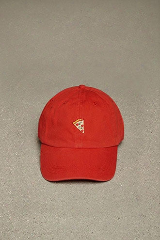 Men Pizza Baseball Cap