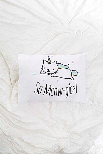 So Meow-gical Pillowcase