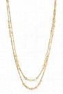 Layered Geo-Shape Necklace