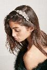 Rhinestone Cluster Headband