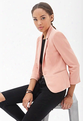 Double Collar Blazer