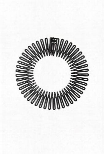 Expandable Zig-zag Headband