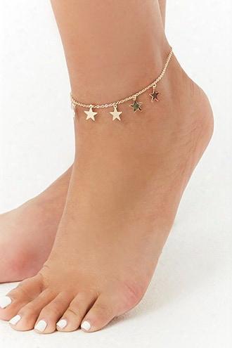 Star Charm Anklet
