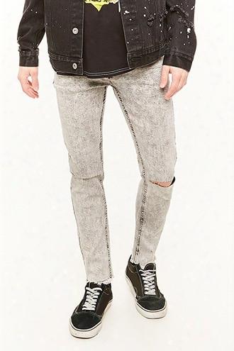 Waimea Acid Wash Skinnh Jeans