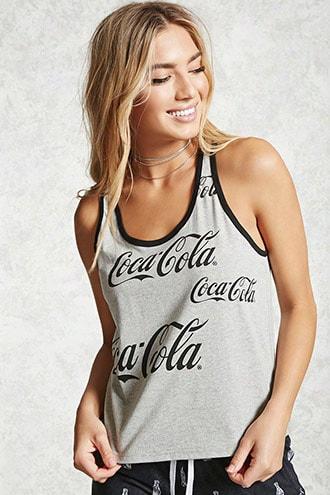 Coca Cola Pj Tank Top