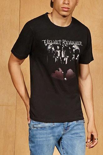 Eleven Paris Velvet Revolver Tee